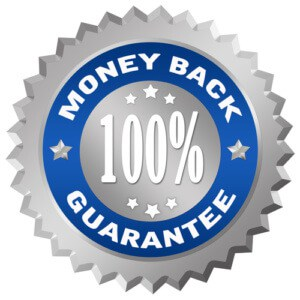 Money Back Guarantee - Large